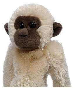 Langur Monkey Plush Stuffed Animal