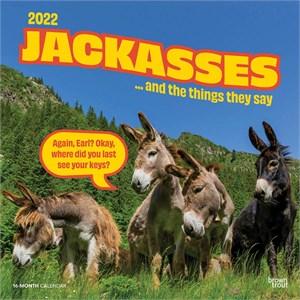 Jackasses Calendar 2015