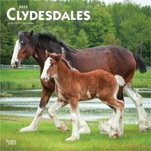 Clydesdales Calendar 2015
