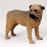 Bullmastiff Figurine