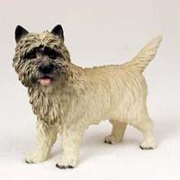 Cairn Terrier Figurine