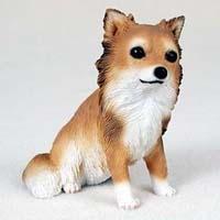 Chihuahua Figurine Longhair