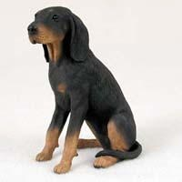 Coonhound Figurine