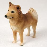 Finnish Spitz Figurine