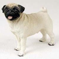 Pug Figurine