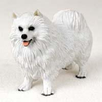 Samoyed Figurine