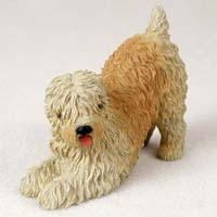 Wheaten Terrier Figurine