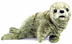 Seal Puppet