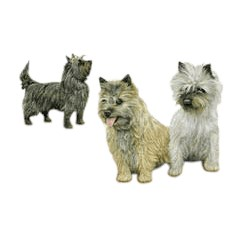 Cairn Terrier T-Shirt - Trio of Three