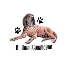 Redbone Coonhound T-Shirt - Profiles