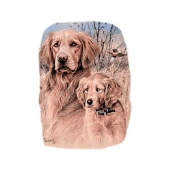 Golden Retriever T-Shirt - In Field