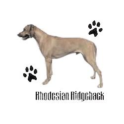 Rhodesian Ridgeback T-Shirt - Profiles