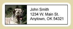 Anatolian Shepherd Address Labels