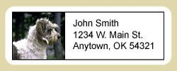 Basset Griffon Vendeen Address Labels