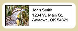 Meadowlark Address Labels