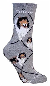 Collie Socks