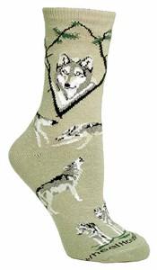 Wolf Socks