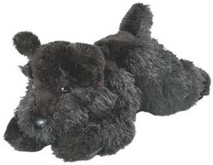 Scottish Terrier Plush