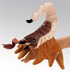 Scorpion Plush
