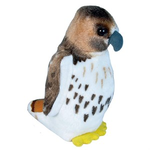 Hawk Plush