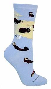 Sea Otter Socks