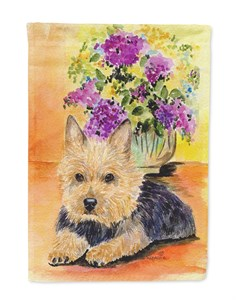 Norwich Terrier Garden Flag