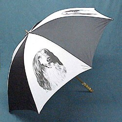 Afghan Hound Umbrella
