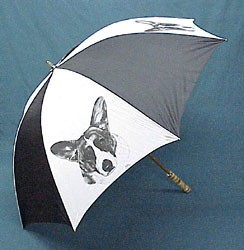 Corgi Cardigan Umbrella