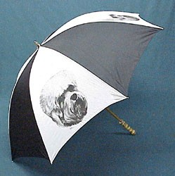 Dandie Dinmont Umbrella