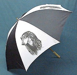 Saluki Umbrella
