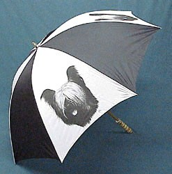 Skye Terrier Umbrella