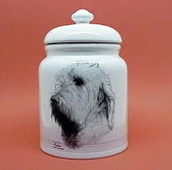 Spinone Italiano Cookie Jar