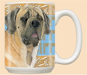 Mastiff Coffee Mug