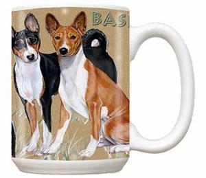 Basenji Coffee Mug