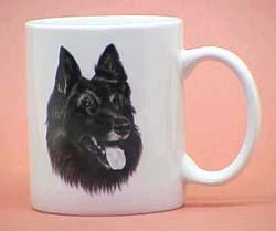 Belgian Sheepdog Coffee Mug