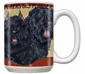 Bouvier des Flandres Coffee Mug