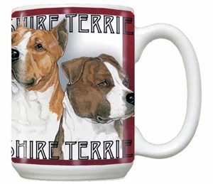 American Staffordshire Coffee Mug