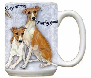 Whippet Coffee Mug