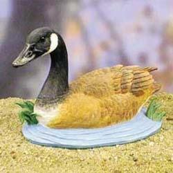 Geese Figurine