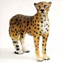 Cheetah Figurine
