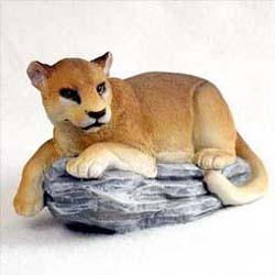 Cougar Figurine