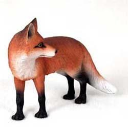 Fox Figurine