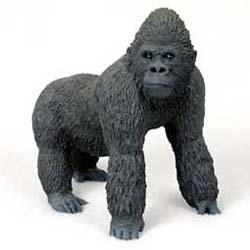 Gorilla Figurine