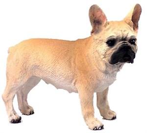 French Bulldog Figurine Fawn