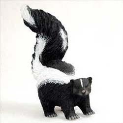 Skunk Figurine