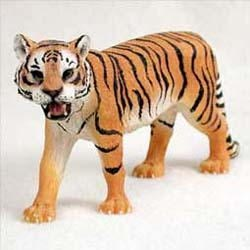 Tiger Figurine