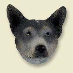 Blue Australian Cattle Dog Magnet