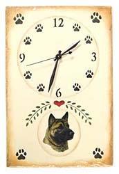 Akita Clock