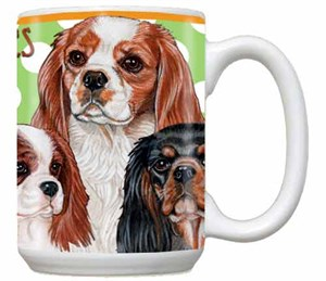 Cavalier King Charles Coffee Mug