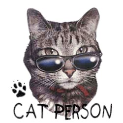 Cat T-Shirt - Cat Person